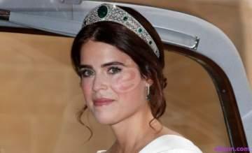 هكذا إحتفلت حفيدة الملكة إليزابيث بعيد زواجها الأول -بالفيديو