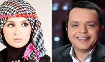 بالصورة- محمد هنيدي يتغزّل بـ حنان ترك.. فماذا قال لها؟
