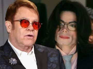 إلتون جون : مايكل جاكسون كان مريضاً عقلياً