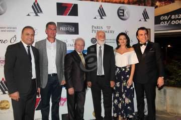 خاص بالصور- نقابة الفنانين المحترفين في لبنان تقيم حفلها الكبير بحضور النجوم