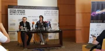 خاص بالصور- سعاد ماسي تجيب عن حادثة محاولة قتل إبنتيها من قبل زوجها في موازين