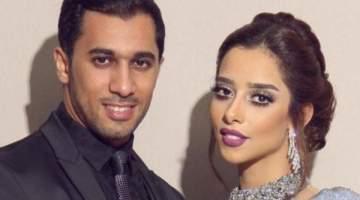 زوج بلقيس يفرش لها الارض ورودا احتفالا بعيد ميلادها- بالفيديو
