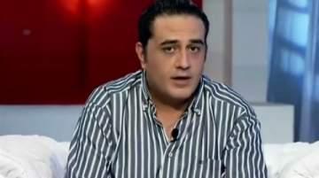 خالد سرحان ضابط شرطة في
