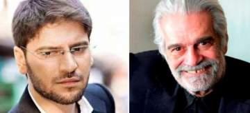 سامي يوسف يستذكر عمر الشريف ..بفيديو