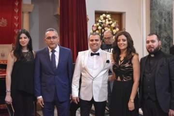 حفل أوبرالي في بيروت بمشاركة نادين ناصيف وحشد من الوجوه