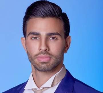"""خاص """"الفن""""- وصيف ملك جمال لبنان 2019 يستعد لدخول عالم التمثيل"""