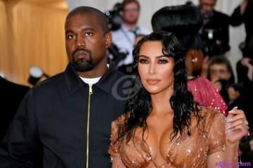 كانيي ويست لا يحتمل رؤية زوجته كيم كارداشيان بثياب مثيرة