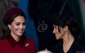 خاتم خطوبة الأميرة ديانا حظيت به كيت ميدلتون بعد أن كان من نصيب ميغان ماركل..ما السبب؟