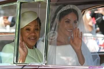 ميغان ماركل بزيارة طارئة إلى والدتها..فما السبب؟