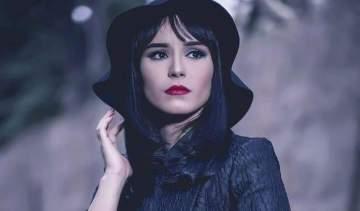 جوليا الشواشي :سأغني..وأتمنى العمل مع خالد الصاوي وسوسن بدر..وهذا نجمي المفضل