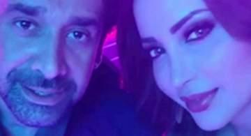 كريم عبد العزيز ونسرين طافش يتزوجان- بالصورة
