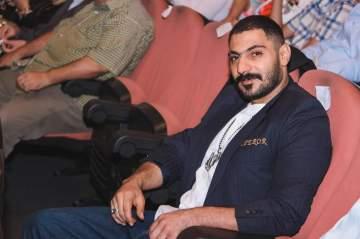"""تكريم ناصر ابو لافي كأول مغني راب عربي ضمن """"اليوم الدولي""""-بالصور"""