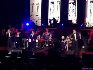 فرقة IL DIVO في افتتاح مهرجان