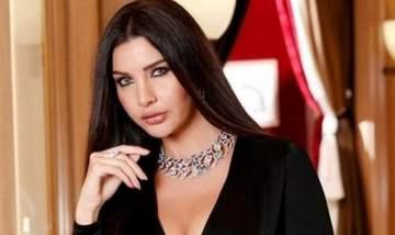لاميتا فرنجية سبقت نادين نسيب نجيم الى السينما المصرية.. وزوجها وإبنها محط للأنظار