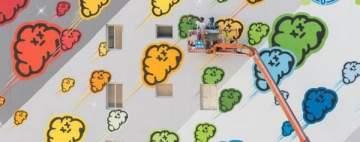 اطلاق الدورة الثانية من المبادرة الفنّية «جدارية» من تنظيم مركز مرايا للفنون