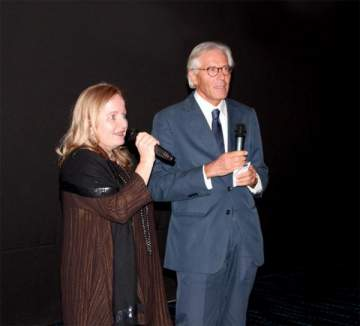 سينمائيون يفتتحون الدورة الثانية من برنامج عروض السينما الأوروبية بأبوظبي