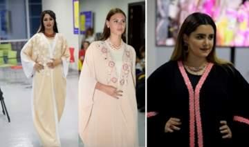 المصممة هند عبد الصمد تكشف النقاب عن تشكيلة رمضان
