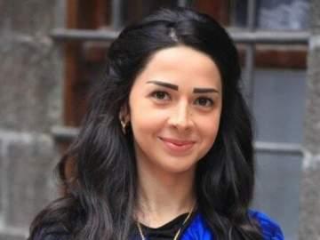 تاج حيدر تعود إلى الدراما التلفزيونية بعد الزواج والولادة
