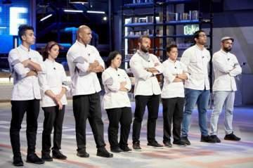 مكرديج قازانجيان يفوز بالحلقة الثانية من برنامج Top Chef
