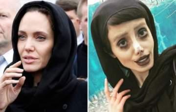 إلقاء القبض على مهووسة أنجلينا جولي الإيرانية بتهمة الإباحية والفساد