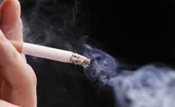 بالفيديو- طفل يثير الجدل بسبب تدخينه خلال متابعته مباراة كرة