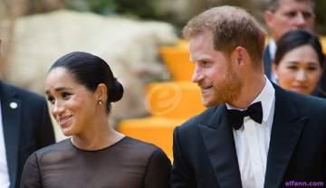 """الأمير هاري وميغان ماركل بورطة كبيرة..هل يتم تجريدهما من لقب """"دوق ودوقة""""؟"""