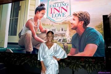 كريستينا ميليان في عرض فيلمها الجديد..بالصور