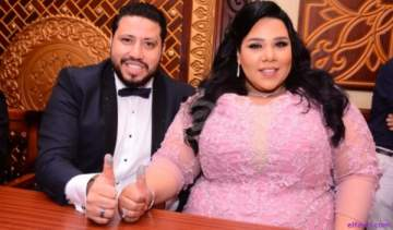 هذا موعد حفل زفاف شيماء سيف ومحمد كارتر