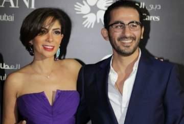 إليكم فارق العمر بين أحمد حلمي ومنى زكي في يوم عيد ميلادهما