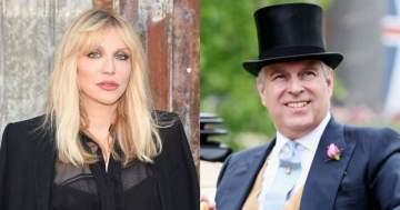 فضيحة جنسية جديدة تطال الأمير أندرو..وما علاقة كورتني لوف؟