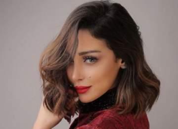 بسمة بوسيل تنشر الصورة الاولى لابنها آدم من تامر حسني
