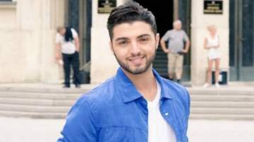 """بالفيديو.. عمر كرم يطرح """"في بالي عايش"""""""