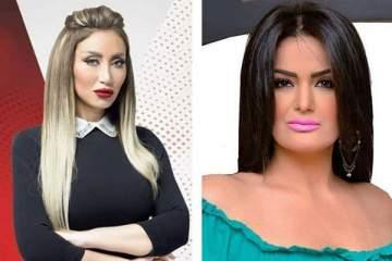 """ريهام سعيد تقاضي سما المصري بتهمة """"إنتهاك حرمتها""""-بالصور"""