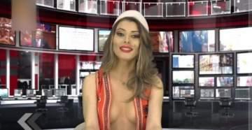 محطة ألبانية تجبر مذيعاتها على تقديم نشرات الاخبار من دون ثياب وما موقف هذه الشابات؟
