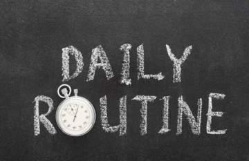 أفكار بسيطة للتغلب على الروتين اليومي