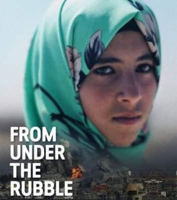 From Under The Rubble يفوز بأفضل فيلم وثائقي من مهرجان الفيلم العربي