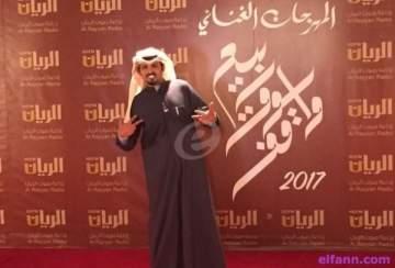 خاص- حمد القطان يشيد بأحلام على سجادة مهرجان سوق واقف الحمراء