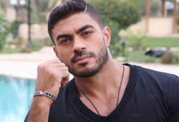 بالفيديو- خالد سليم بملابس السجن في إعلان مسلسل