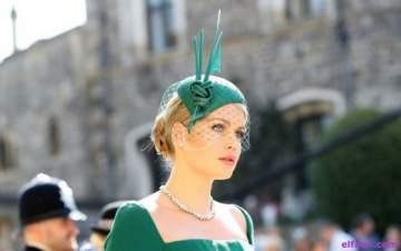 تعرفوا على الحسناء التي أسرت قلوب الحاضرين في العرس الملكي..وما علاقتها بالأمير هاري؟-بالصور