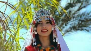 انتخاب حنان أوبلا ملكة جمال الأمازيغ