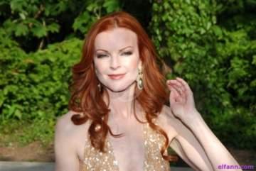 إصابة بطلة مسلسل Desperate Housewives بسرطان الثدي وهكذا بدت بعد العلاج- بالصورة