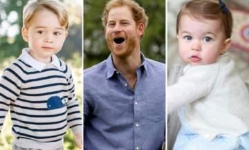 هذا هو دور الأميرين جورج وشارلوت في عرس عمهما الأمير هاري