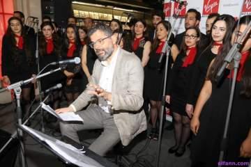خاص بالصور- شربل روحانا يطلق ألبومه الجديد