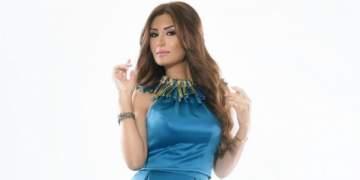 رويدا عطية تحتفل مع الجمهور أيام عيد الفطر -بالصور