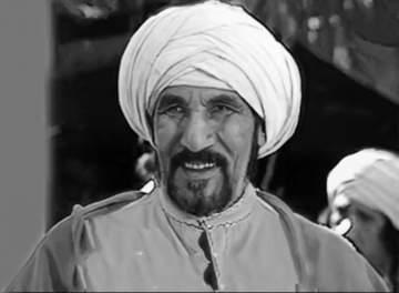 """عبد الله غيث تفوّق على أنطوني كوين.. وإستحق لقب """"أسد قريش"""""""