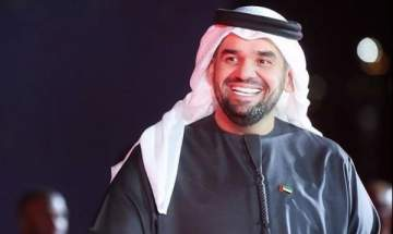 بالفيديو- حسين الجسمي يسرّب مقطعاً من أغنيته الجديدة