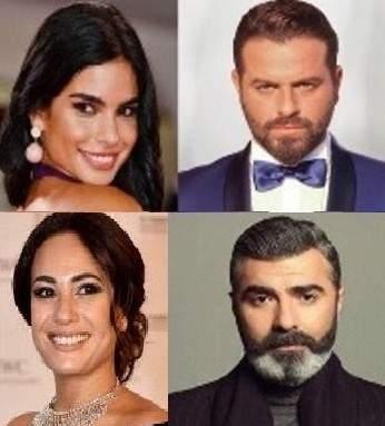 يوسف الخال وهند صبري وريتا حايك وعمار شلق ..
