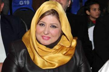 سهير رمزي في احدث ظهور لها من دون حجاب – بالصورة