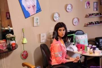 خاص الفن- زينة مكّي تهرب من مشاكل عائلتها وتلجأ إلى المخدرات