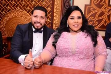 هكذا إحتفلت شيماء سيف بعيد ميلاد زوجها..بالصورة